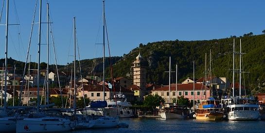 V Chorvatsku a Středomoří
